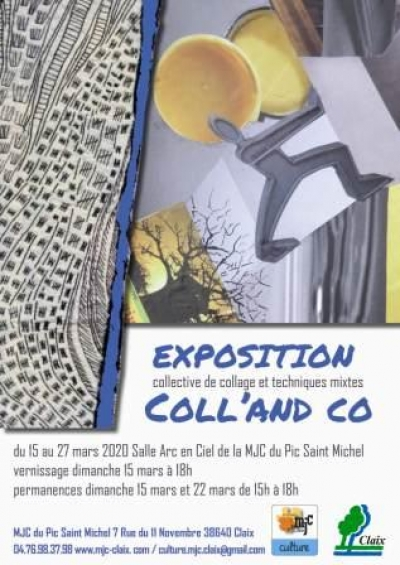 "Exposition ""Coll'and Co"""